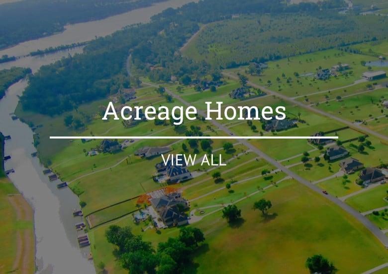 Lake Conroe Homes with Acreage