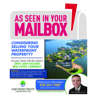 Sell Your Lake Conroe Home