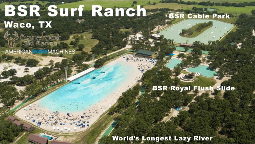 BSR Cable Park & Surf Resort