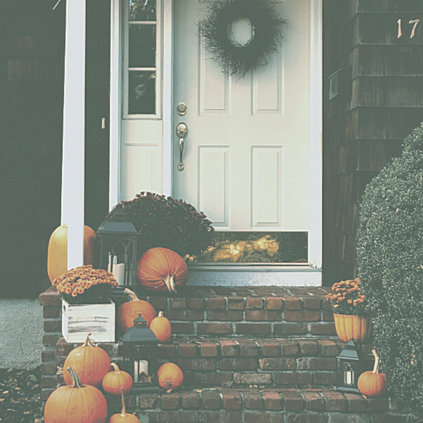 Fall Decor for Your Front Porch