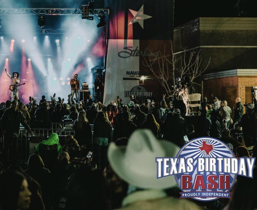 Texas Birthday Bash 2021