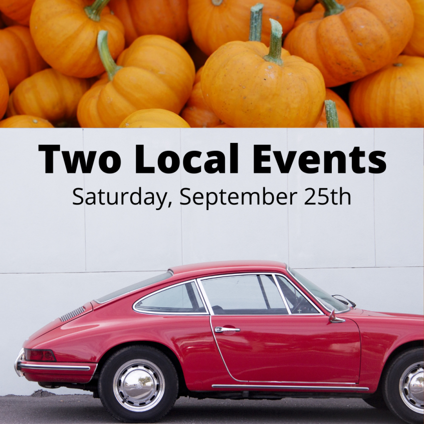 Two Local Events